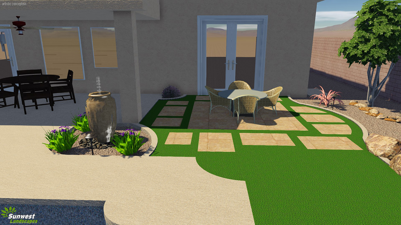 We Can Create Realistic 3D Landscape Designs Before Being Built